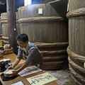 Photos: 大きな味噌樽