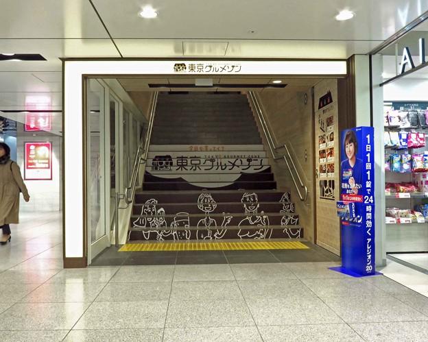 Photos: 階段画