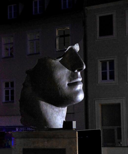 夜のオブジェ