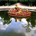 Photos: 庭園ワンカット(べルサイユ宮殿内)