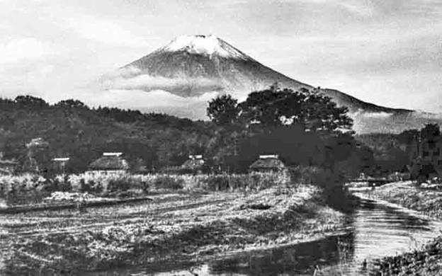 昭和の忍野