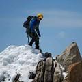 Photos: 登山者