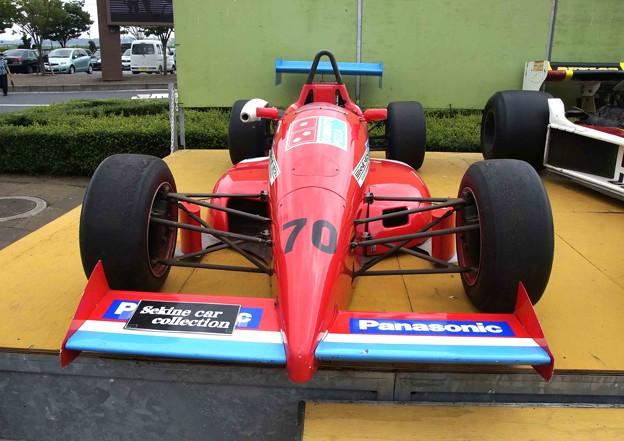 レーシングカー-1