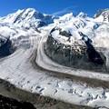 Photos: 氷河