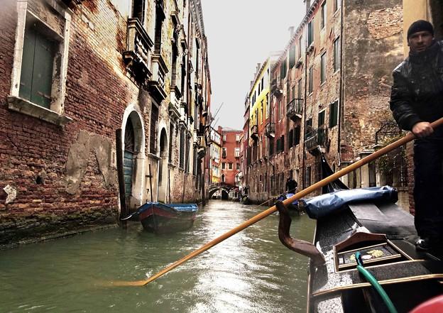 ヴェネチュア運河