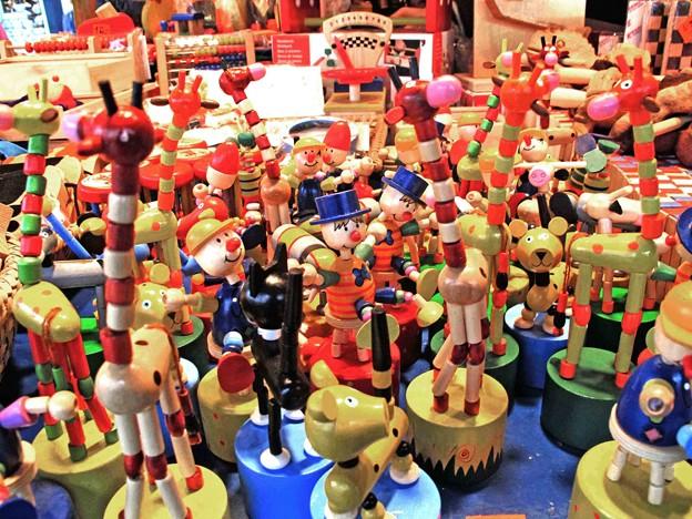 木造おもちゃ