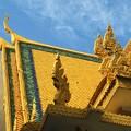 Photos: 寺院の屋根
