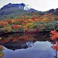 Photos: 茶臼岳を望む