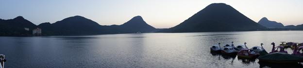 榛名湖光景