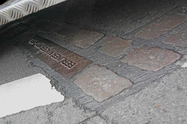 べルリンの壁跡の標