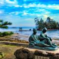 写真: 恋路浜(Romance beach)_2