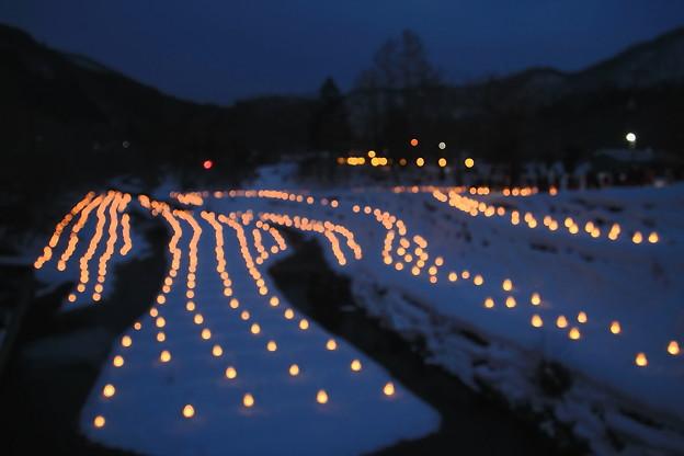湯西川温泉 かまくら祭_6