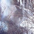 写真: 爆水と爆氷 (7)