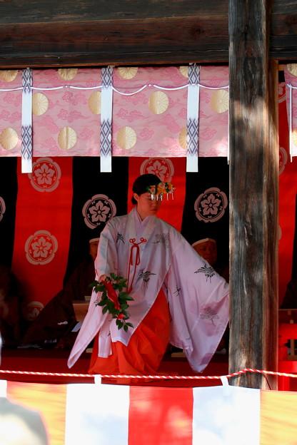 Photos: 御神楽 (1)