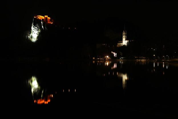 夜遊不列?湖
