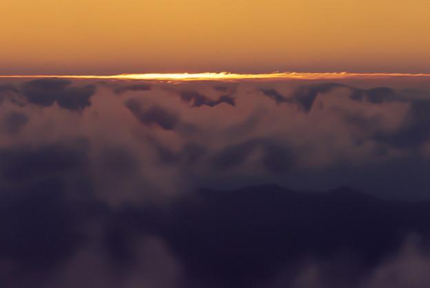 Photos: 陽が昇る
