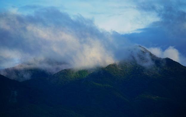 写真: 榛名山麓