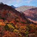 Photos: 色彩の山