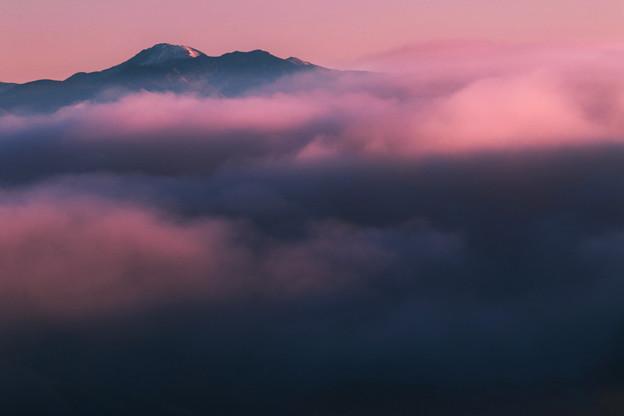 Photos: 染まる雲