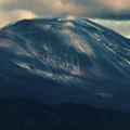 初冬の浅間山
