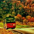 高原バスが行く