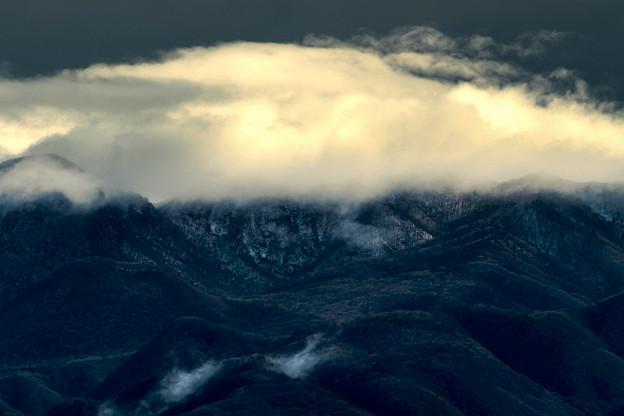 Photos: 午後の雲
