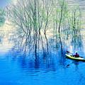 Photos: 新緑の湖
