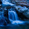 Photos: 岩場の流れ