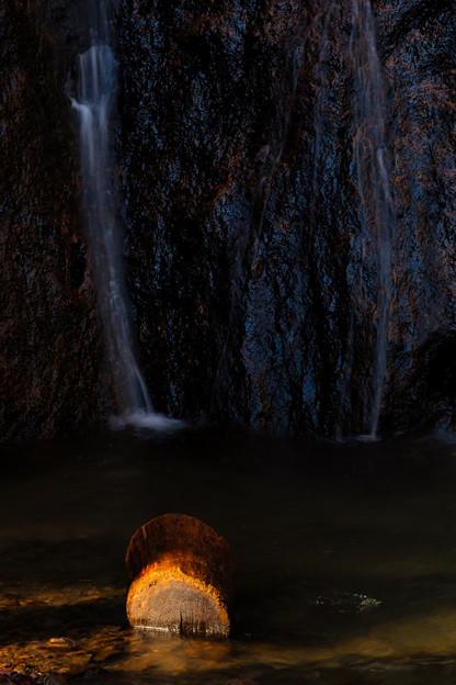 Photos: 小滝の光