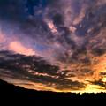 夜明けの空