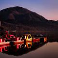Photos: 朝の湖畔