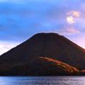 Photos: 朝の榛名山(今年もお世話になりました)