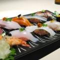 写真: 寿司盛り合わせ