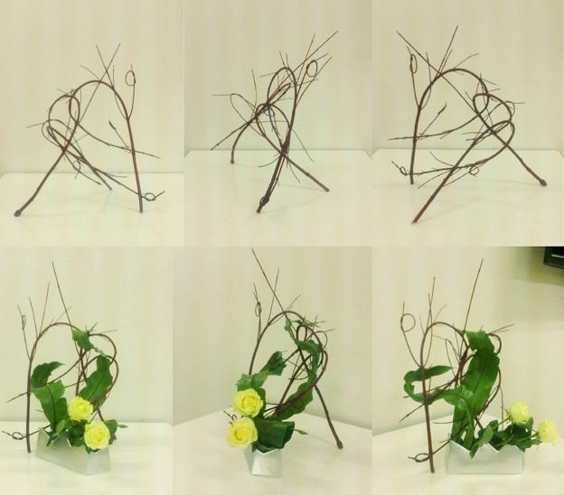 枝の構成とその展開