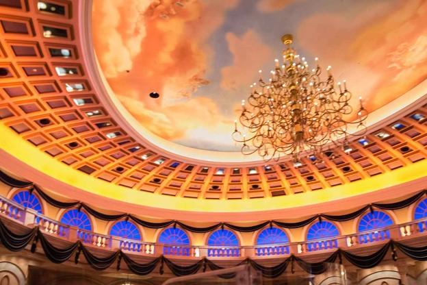 「美女と野獣2」アルトサックスで ディズニー映画 美女と野獣 絵夢島/PIXTA