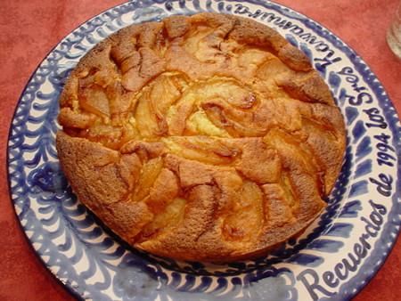 りんごのパン・ド・ジェーン焼き上がり