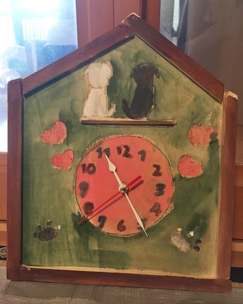 Photos: 時計を作ろう