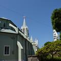 平戸の教会。