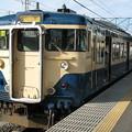 写真: 113系1000番台電車