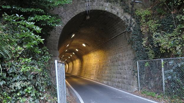 06長崎県道201号線(小浜鉄道跡)トンネル