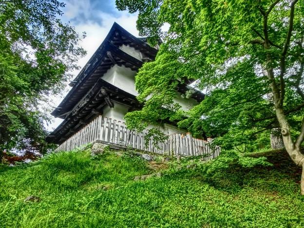 弘前城の楼閣