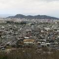 写真: 福島市街地展望