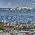 写真: 春の終わりの吾妻小富士