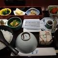 写真: ホテルの朝食