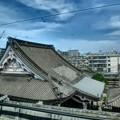 写真: 京都通過