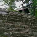 写真: 鶴ヶ城の鐘撞堂
