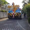 JAFのレッカー車