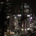 新橋の夜景