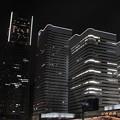 写真: 横浜の夜