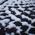 Photos: 雪の敷石